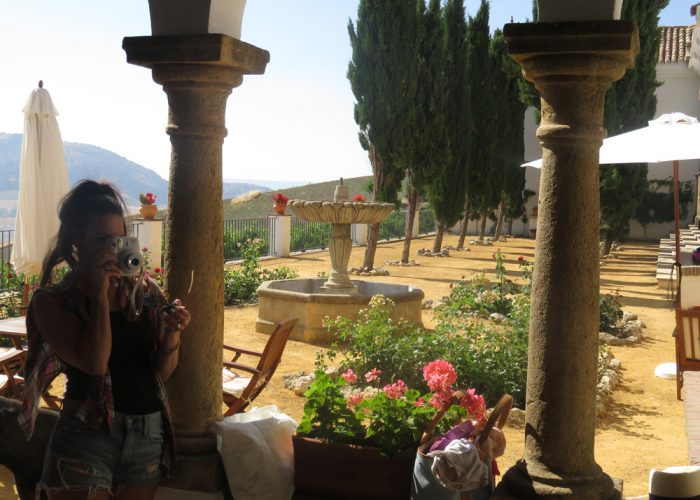 Andalusia wine tour